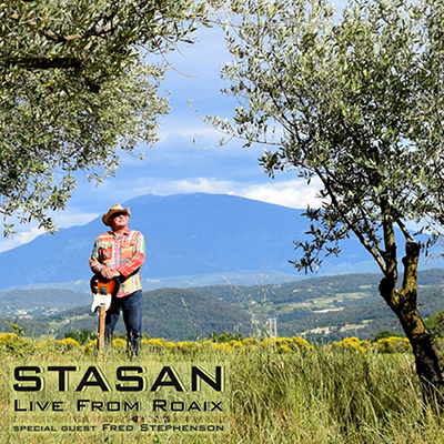 Stasan LiveFromRoaix AlbumCover 400x400